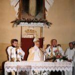 Prezbiterium - rok 2004 (Msza św. na rozpoczęcie Misji Miłosierdzia)