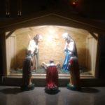 Żłóbek na Boże Narodzenie
